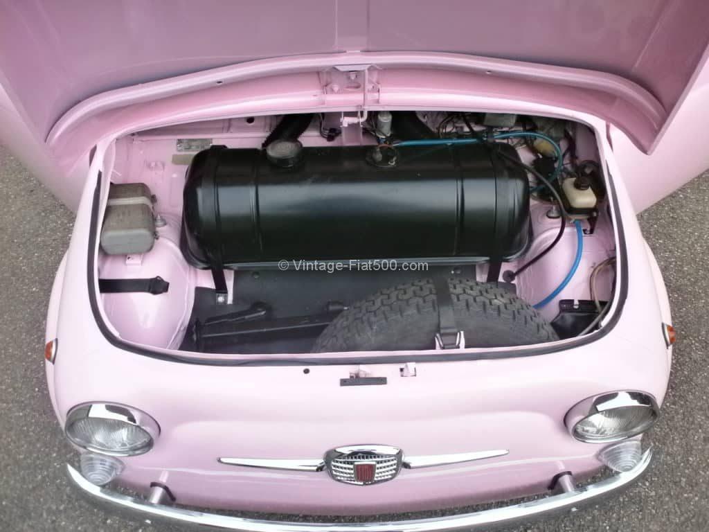 Restauration Et Personnalisation Fiat 500